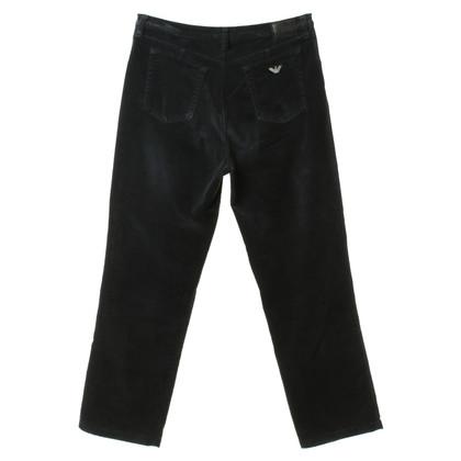 Armani Jeans Hose in Blau