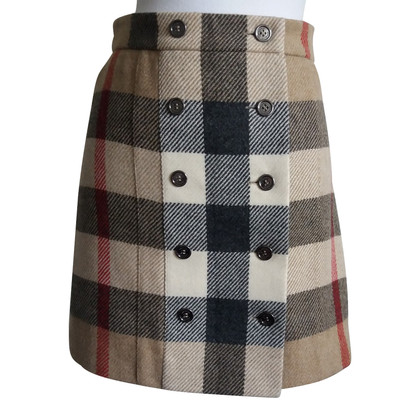 Burberry Wollrock