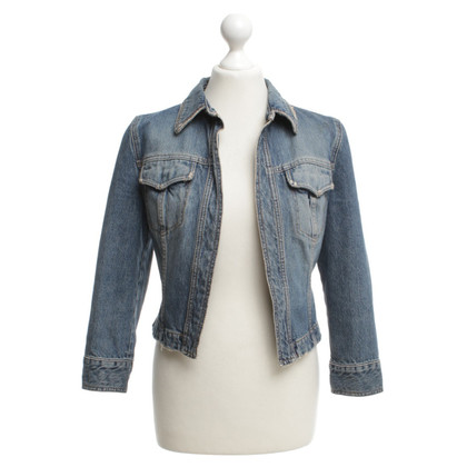 Dolce & Gabbana Jeans jacket in blue