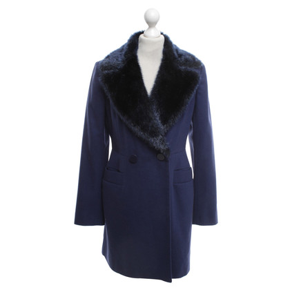 French Connection Coat in blue