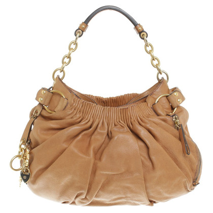 Juicy Couture Handtasche in Ocker