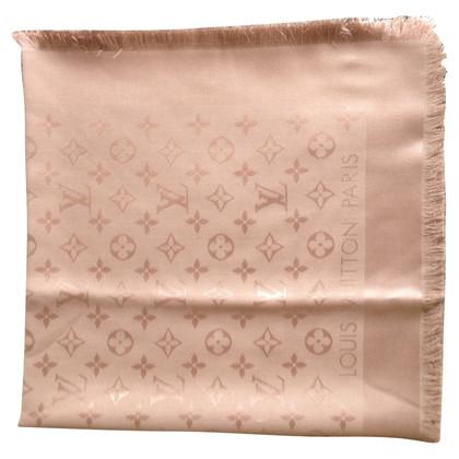 Louis Vuitton Monogram cloth in Cappuccino