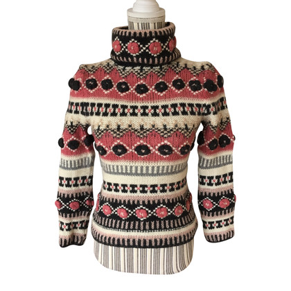 Blumarine Pullover mit Muster