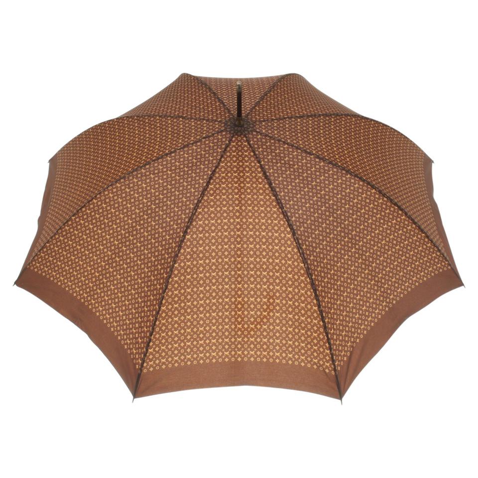 Louis Vuitton Regenschirm mit Monogram-Muster
