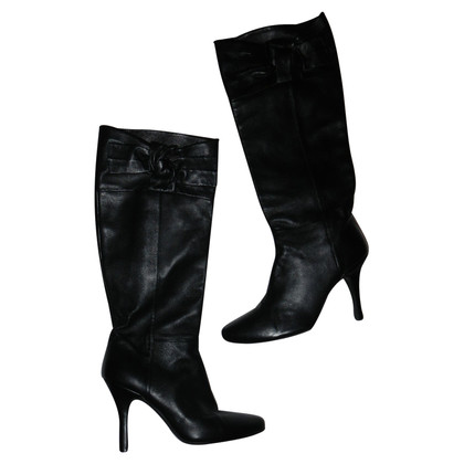 Furla Boots with bow