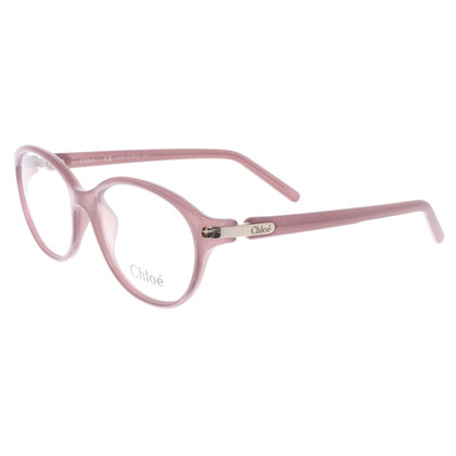 Chloé Lilac glasses without eyesight