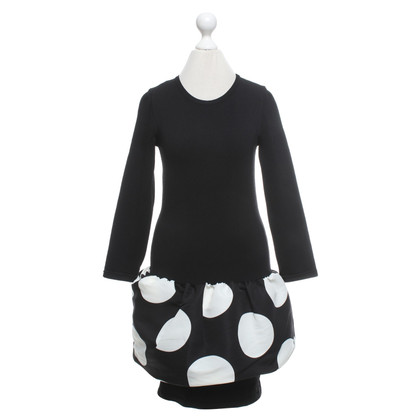 Moschino Dress in black and white