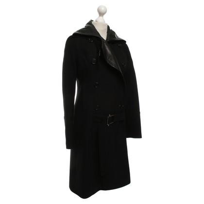 Andere merken Dirk Bikkembergs - jas in zwart