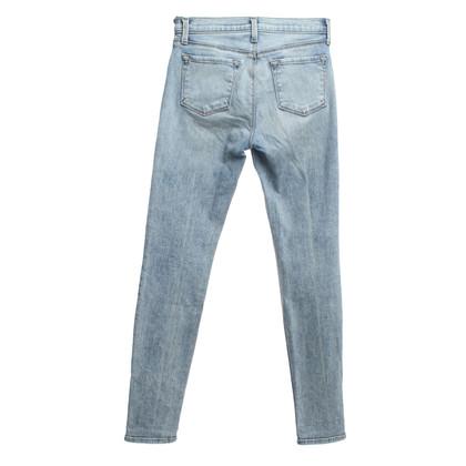 J Brand jean Skinny en bleu