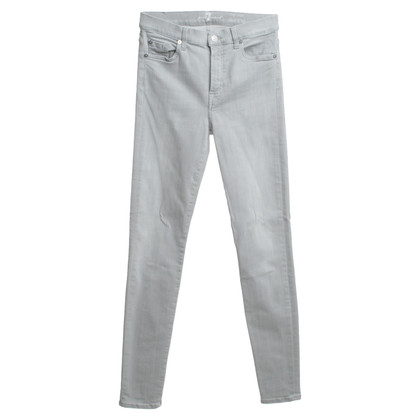 7 For All Mankind Jeans in Gray