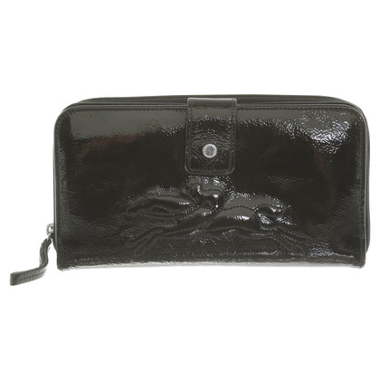 Longchamp Patent leather wallet