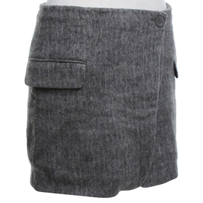 Alexander Wang Melted skirt in mini-length