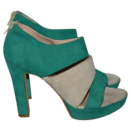 D&G Suede sandals