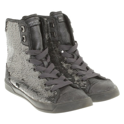 Michael Kors High - top sneakers met pailletten