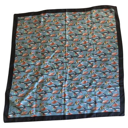 L'autre Chose foulard de soie