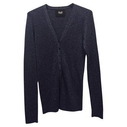 D&G Cardigan with Lurex