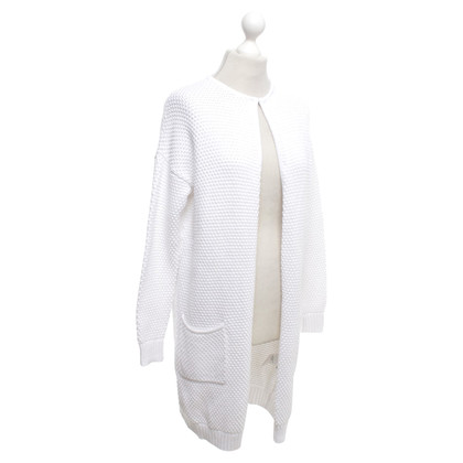 Bloom Cardigan in white