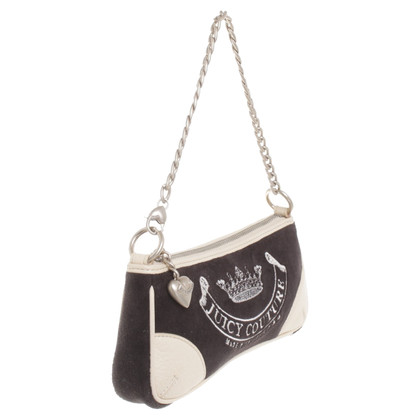 Juicy Couture Handbag with logo embroidery
