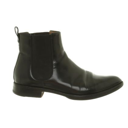 Louis Vuitton Chelsea laarzen in zwart