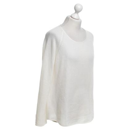 Dear Cashmere Cashmere sweater in cream