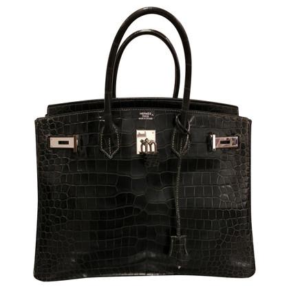 "Hermès ""Birkin Bag 35"" krokodillenleer"
