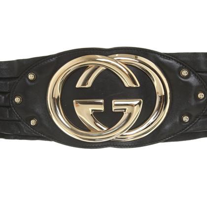 Gucci Cintura in vita in nero
