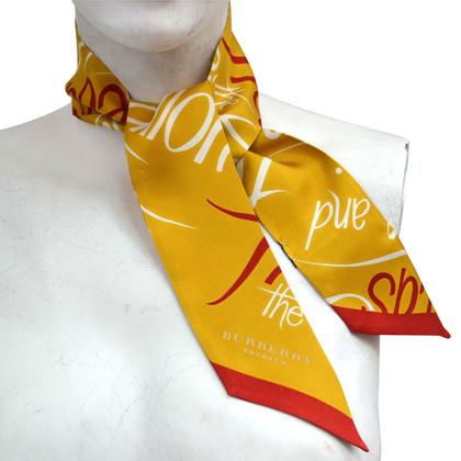 Burberry Prorsum Carré de soie