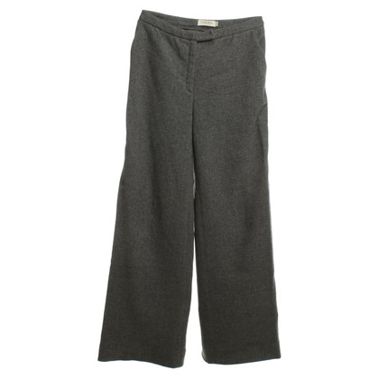 Calvin Klein Wool trousers in gray