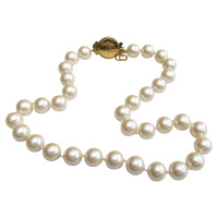 Christian Dior pearl necklace
