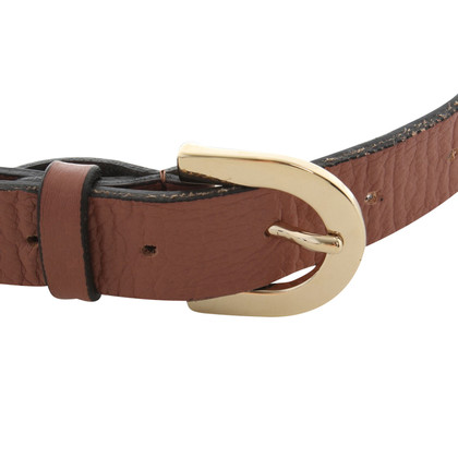 Coccinelle Belt in Nude