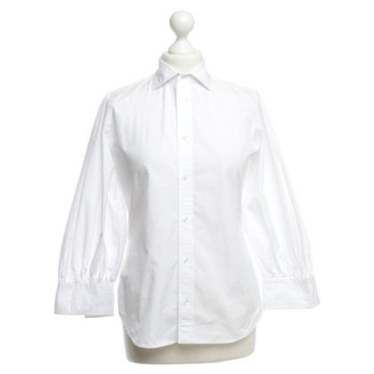 Ralph Lauren Black Label Blusa in bianco