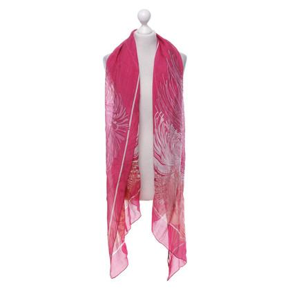 Gucci Sjaal met bloemmotief