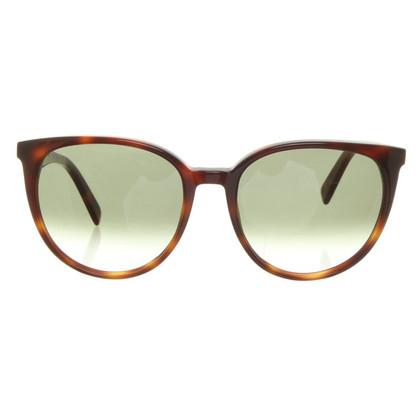 Céline Sunglasses with tortoiseshell pattern