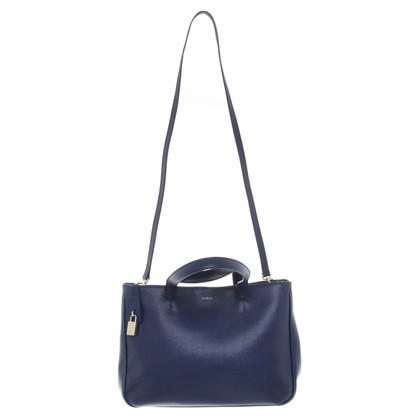 Furla Handbag in Blue