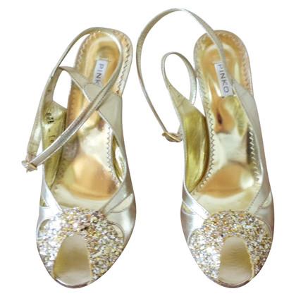Pinko sandalen