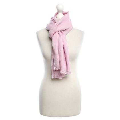 Gucci Cbdb0402-scarf in pink
