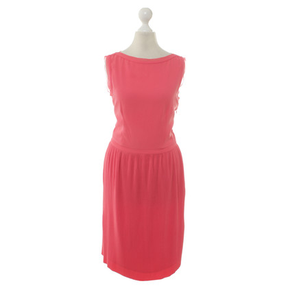 Reiss Dress in Korallpink