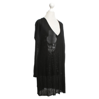 Thomas Wylde Jersey dress with print