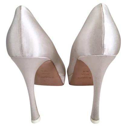 Yves Saint Laurent Peep-dita dei piedi