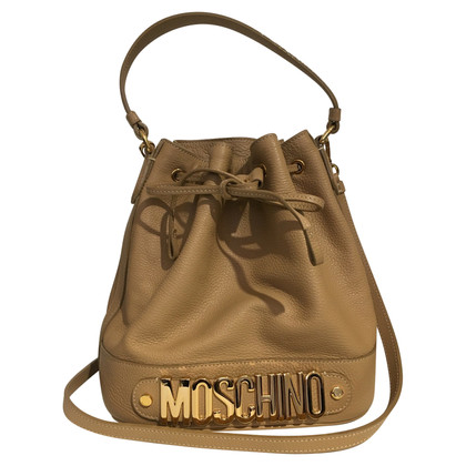 Moschino Pouch with company logo