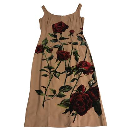 Dolce & Gabbana Jurk met bloemenprint