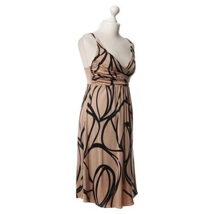 Allude Patroon jurk