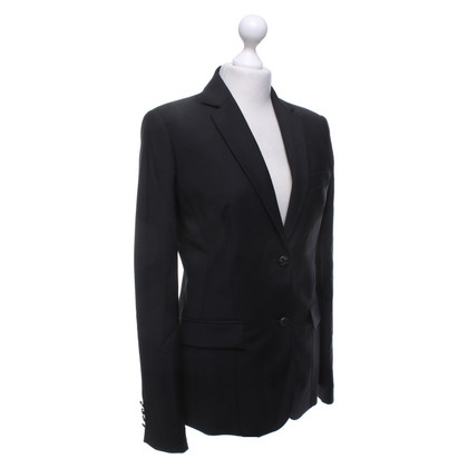 Karl Lagerfeld Longblazer in zwart