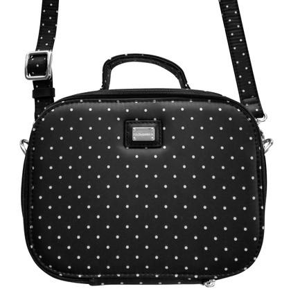 Dolce & Gabbana Handbag in black / white
