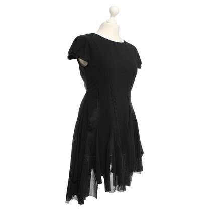 Other Designer HIGH Tech - Asymmetric dress in black