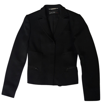 Marc Cain Black wool blazer