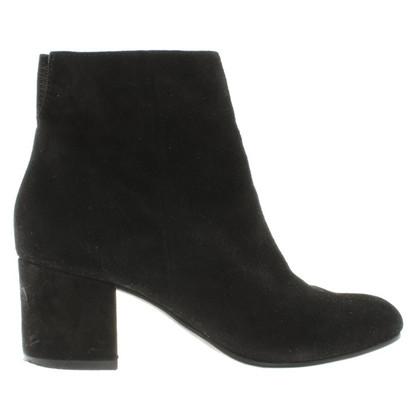 Karen Millen Boots in zwart