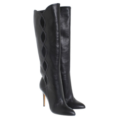 Other Designer Luciano Padovan - Boots in Black
