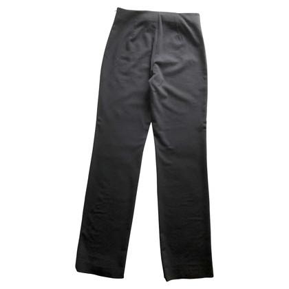Versus trousers in black