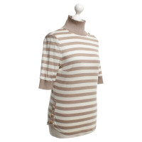 Wolford top with striped pattern